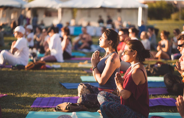 Om Fest Yoga Meditation Festival 2019 On The Lawn At Downtown Summerlin Meditation Raise Your Kundalini Yoga And Meditation Center Of Las Vegas
